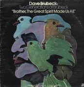 LP - Dave Brubeck and Darius Brubeck - Two Generations Of Brubeck