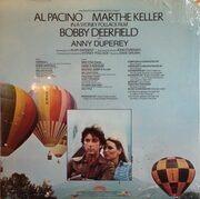 LP - Dave Grusin - Bobby Deerfield OST