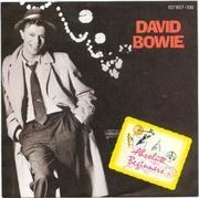 7'' - David Bowie - Absolute Beginners