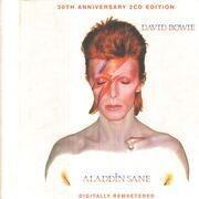 CD - David Bowie - Aladdin Sane - 30th Anniversary 2CD Edition