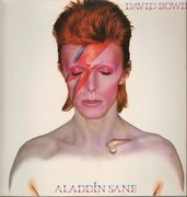 LP - David Bowie - Aladdin Sane - Original 1st German + Insert
