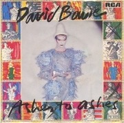 7'' - David Bowie - Ashes To Ashes