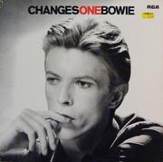 LP - David Bowie - ChangesOneBowie - BLACK LABEL
