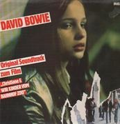 LP - David Bowie - Christiane F. - Wir Kinder vom Bahnhof Zoo (Soundtrack)