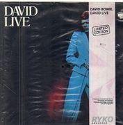 LP - David Bowie - David Live - Clear / Still Sealed
