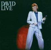 Double CD - David Bowie - David Live