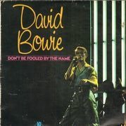 10'' - David Bowie - Don't Be Fooled By The Name