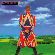 CD - David Bowie - Earthling