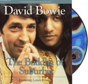 CD Single - David Bowie Featuring Lenny Kravitz - The Buddha Of Suburbia - Collectors Edition Holographic Disc