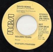 7'' - David Bowie - Golden Years