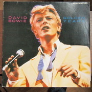 LP - David Bowie - Golden Years - CLUB EDITION