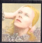 LP - David Bowie - Hunky Dory - REMASTERED