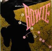 7'' - David Bowie - Let's Dance