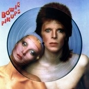 LP - David Bowie - Pin Ups - Ltd/PD/Rsd