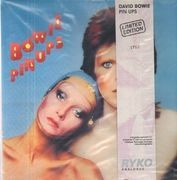 LP - David Bowie - Pinups - Clear / Still Sealed