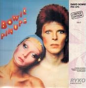 LP - David Bowie - Pinups - Clear, LTD