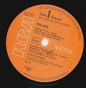 LP - David Bowie - Pinups