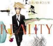 CD - David Bowie - Reality