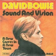 7'' - David Bowie - Sound + Vision
