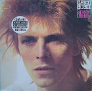LP - David Bowie - Space Oddity - 3 Bonus Tracks