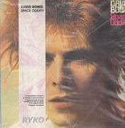 Double LP - David Bowie - Space Oddity - CLEAR VINYL / Still Sealed