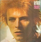LP - David Bowie - Space Oddity - ORANGE Italy