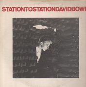 LP - David Bowie - Station To Station