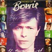 LP - David Bowie - The Best Of Bowie - France