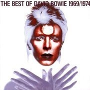 CD - David Bowie - The Best Of David Bowie 1969/1974
