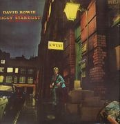LP - David Bowie - The Rise And Fall Of Ziggy Stardust And The Spiders From Mars - Trade Sample