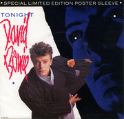7'' - David Bowie - Tonight