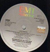 LP - David Bowie / Trevor Jones - Labyrinth - Original Soundtrack