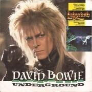 7inch Vinyl Single - David Bowie - Underground