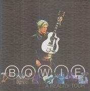 LP-Box - David Bowie - A Reality Tour - Blue translucent vinyl