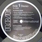LP - David Bowie - Aladdin Sane