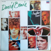 LP - David Bowie - Another Face