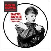 7inch Vinyl Single - David Bowie - Beauty And The Beast