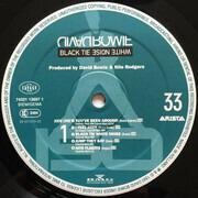 LP - David Bowie - Black Tie White Noise