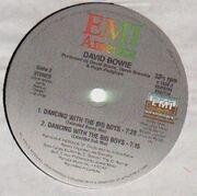 12inch Vinyl Single - David Bowie - Blue Jean