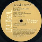 LP - David Bowie - ChangesOneBowie
