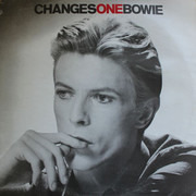 LP - David Bowie - ChangesOneBowie - Withdrawn, Orange Label