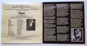 7inch Vinyl Single - David Bowie - David Bowie In Bertolt Brecht's Baal - Fold-out sleeve