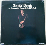12inch Vinyl Single - David Bowie - David Bowie In Bertolt Brecht's Baal