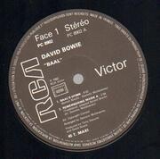 12inch Vinyl Single - David Bowie - David Bowie In Bertolt Brecht's Baal