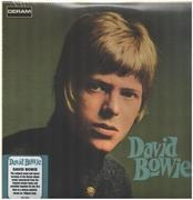 Double LP - David Bowie - David Bowie