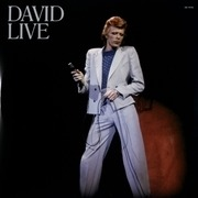 LP-Box - David Bowie - David Live - 2005 MIX (2016 REMASTERED VERSION) / 180GR.