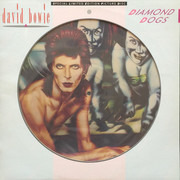 Picture LP - David Bowie - Diamond Dogs - Numbered