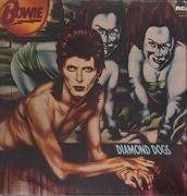 LP - David Bowie - Diamond Dogs