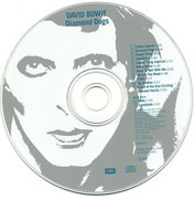CD - David Bowie - Diamond Dogs