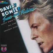 CD - David Bowie - Fame And Fashion (David Bowie's All Time Greatest Hits)
